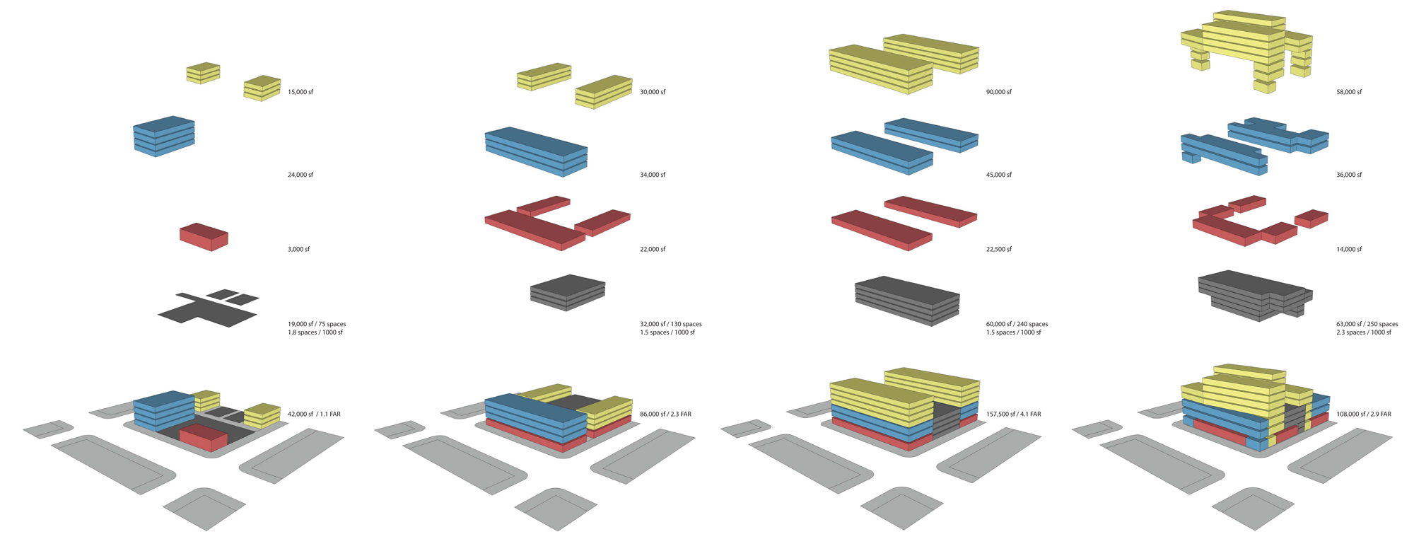 Mixed Use Building Typologies